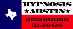 Harmony Hypnosis in Austin, Texas - James Hazlerig Logo