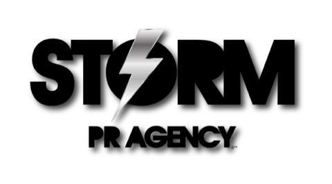 Storm PR Agency, LLC. Logo