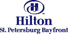 Hilton St.Petersburg Bayfront Logo
