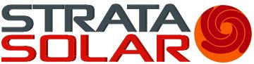 Strata Solar Logo