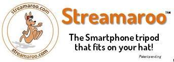 Streamaroo Logo