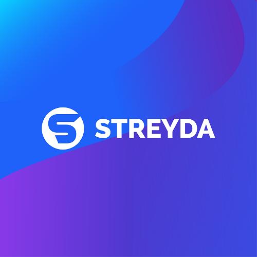 STREYDA s.r.o. Logo