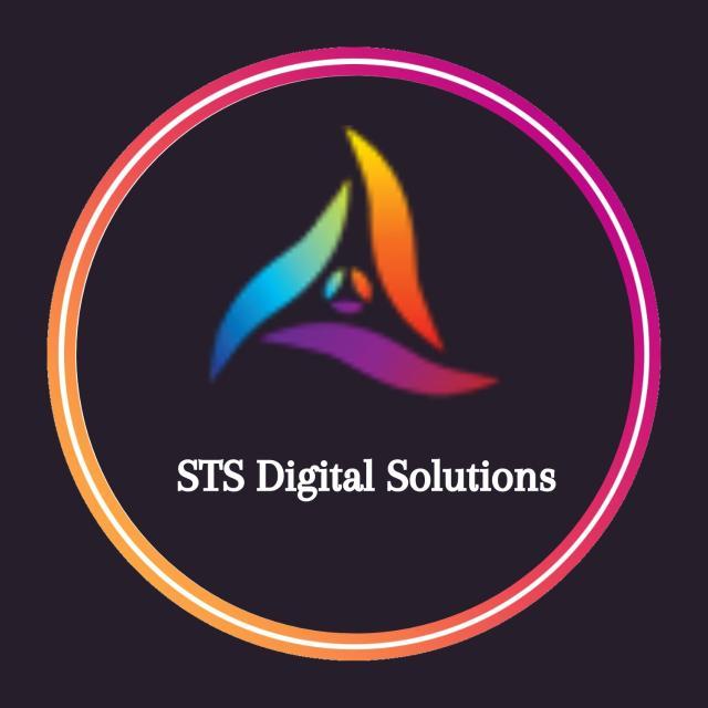 STS Digital Solutions Logo
