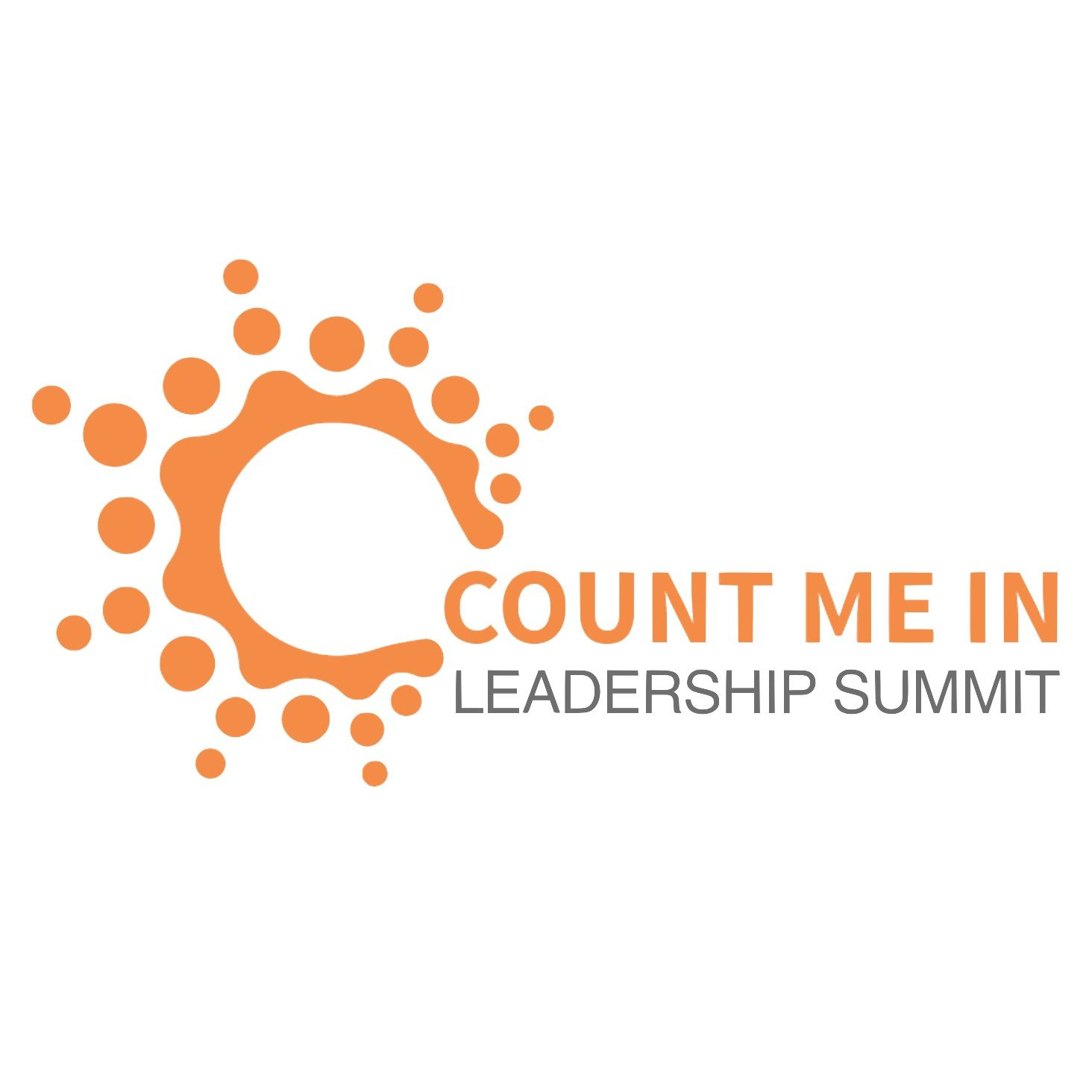 Count Me In Global Student Leadership Summit Logo
