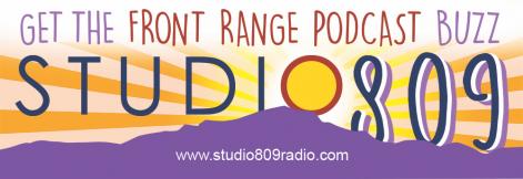 Studio 809 Podcasts Logo