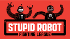 Stupid Robot Fighting League Logo
