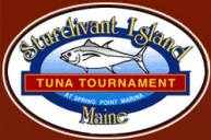Sturdivant Island Tuna Tournament Logo