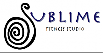 Sublime Fitness Studio Logo