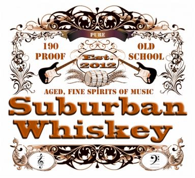 Suburban Whiskey Logo