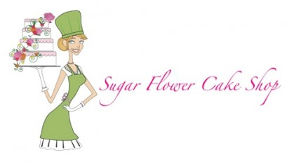 sugarflowercakeshop Logo