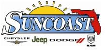 Suncoast Chrysler Jeep Dodge Logo