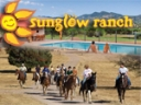 Sunglow Ranch Resort Logo