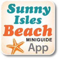 Sunny Isles Beach Mini Guide App Logo
