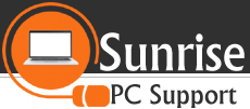 Sunrise PC Support Logo