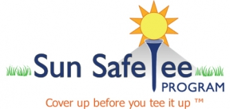 The Sun SafeTee Program Logo