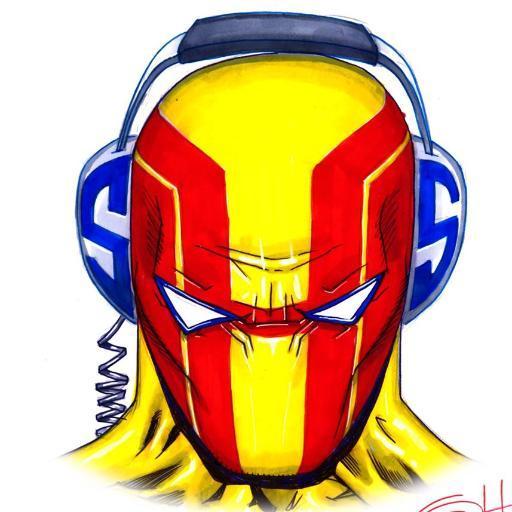 Super Hero Speak Logo