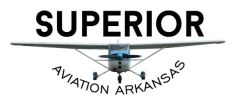 Superior Aviation Arkansas Logo