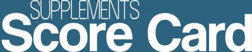 Supplements Score Card Logo