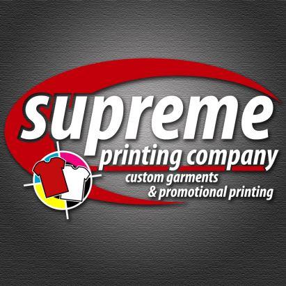 Supreme Printing Company Logo