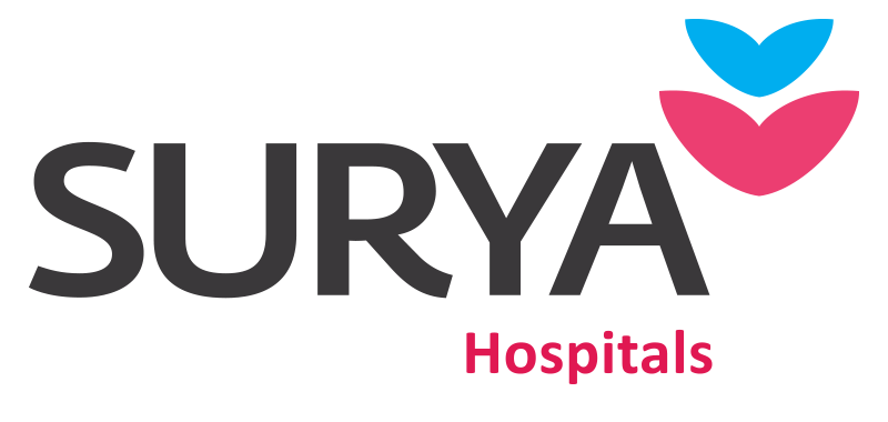Surya Hospitals Logo