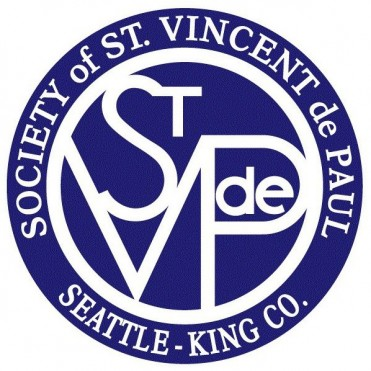 Society of St. Vincent de Paul of Seattle/King Co Logo