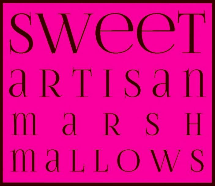 SWEET artisan marshmallows Logo