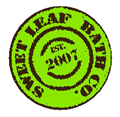 Sweet Leaf Bath Co. Logo