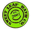 Sweet Leaf Bath Co. Logo