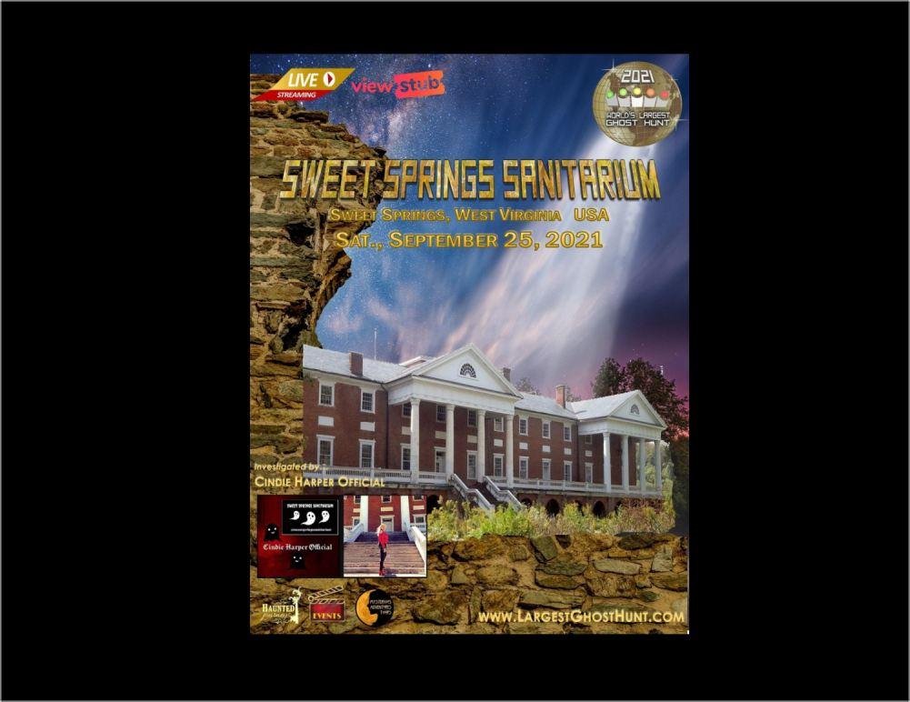 Sweet Springs Sanitarium Logo