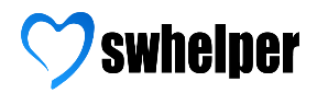 Social Work Helper, PBC Logo