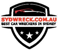 Sydwreck Car Wrecker Logo