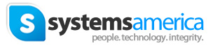 SYSTEMS AMERICA, INC. Logo