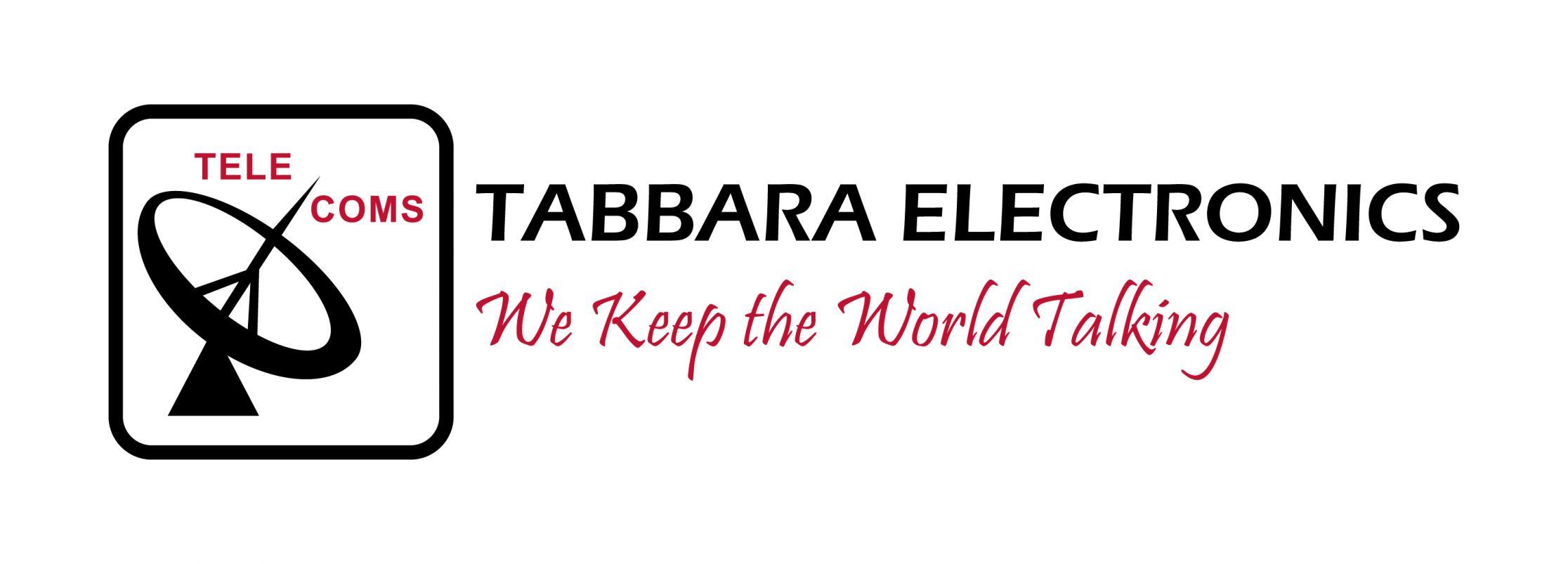 tabbaraelectronics Logo