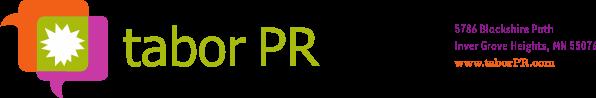 Tabor PR Logo