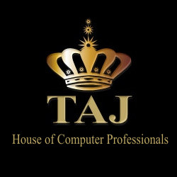 Taj Computers and Informatics Logo