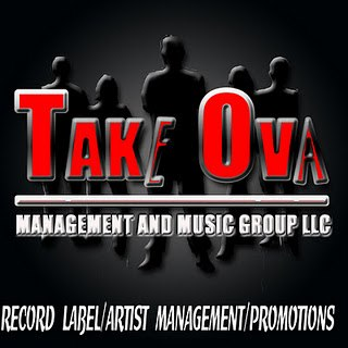 take ova management and music group llc Logo