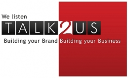 Talk2Us Logo