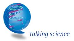 talking-science Logo