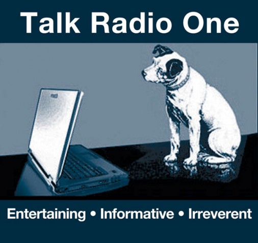 TalkRadioOne.com Internet Radio At Its Finest Logo