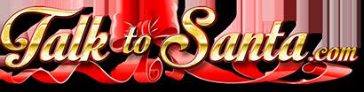 Talk to Santa Logo