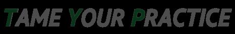 tameyourpractice Logo