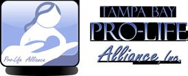 Tampa Bay Pro-life Alliance Logo