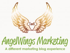 AngelWings Marketing Logo