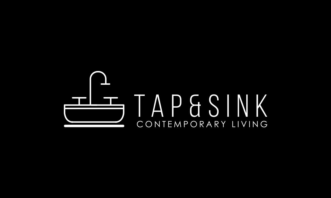 Tap & Sink Contemporary Living Logo