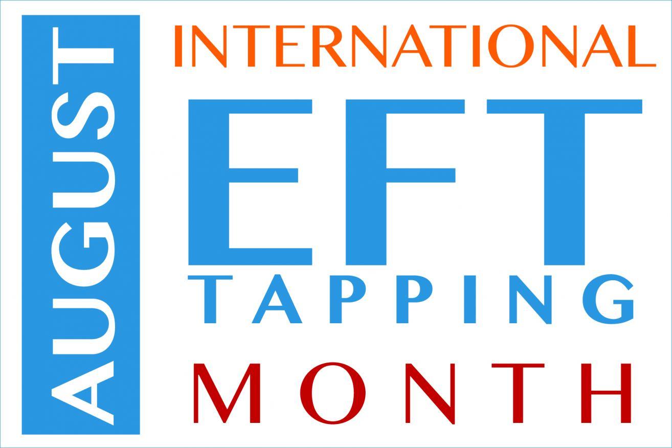 International EFT Tapping Month Logo