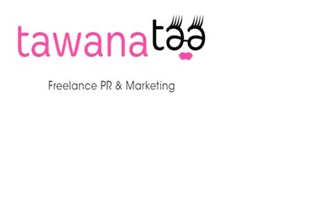 tawana tee Freelance Marketing & PR Logo