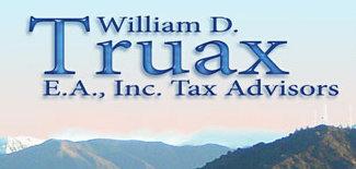 William Truax E.A. Inc - CPA - Tax Preparation Logo
