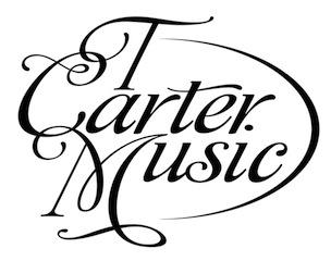 T Carter Music Logo