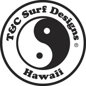 T&C Surf Designs Logo