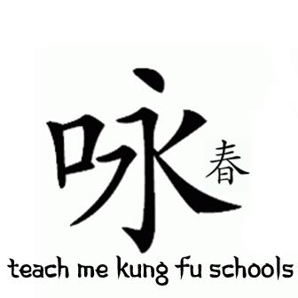 Teach Me Kung Fu Schools Logo